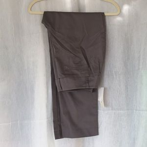 John Paul Richard tan stretch work pants trousers